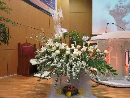 금촌교회2019년4월21 부활주일 성찬식